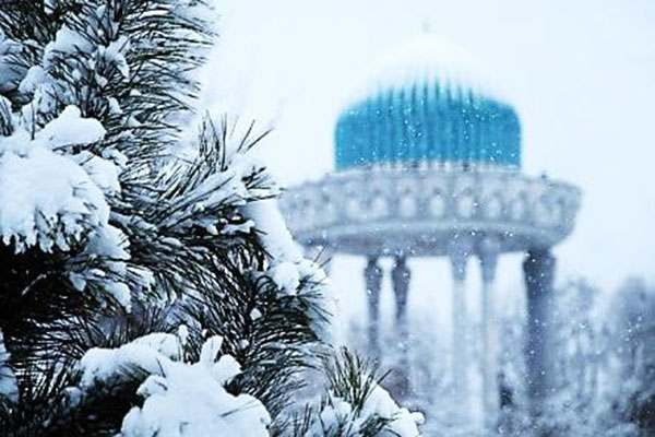 Дождь, снег и усиление ветра: синоптики обещают похолодание во всех регионах Узбекистана