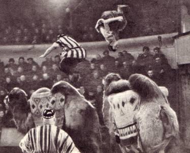 Бухарский палван Кадыр-Гулям. Легенды старого цирка