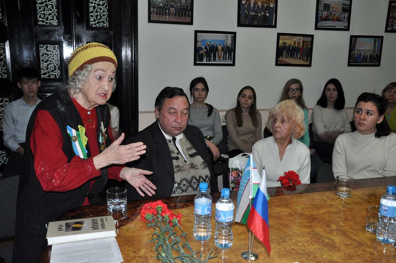 В Ташкенте отметили 74-ю годовщину полного освобождения Ленинграда от фашистской блокады