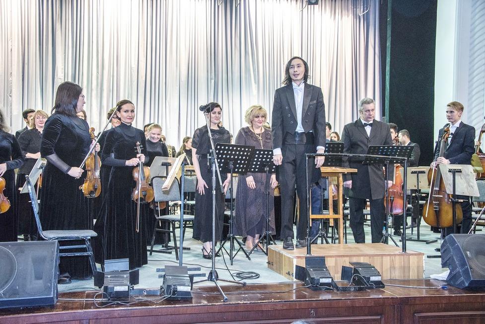 «Обнимитесь, миллионы» великого Бетховена