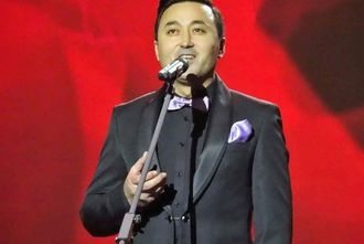 Узбекский тенор Рамиз Усманов выступил на гала-концерте «Звезды «Романсиады» в Москве