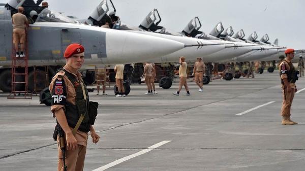 Радикальные исламисты обстреляли из минометов российскую авиабазу в Сирии