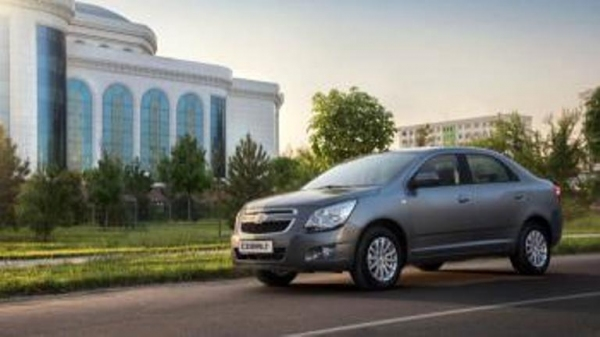 GM Uzbekistan енгил автомобиллари учун акциз солиғи пасайтирилди