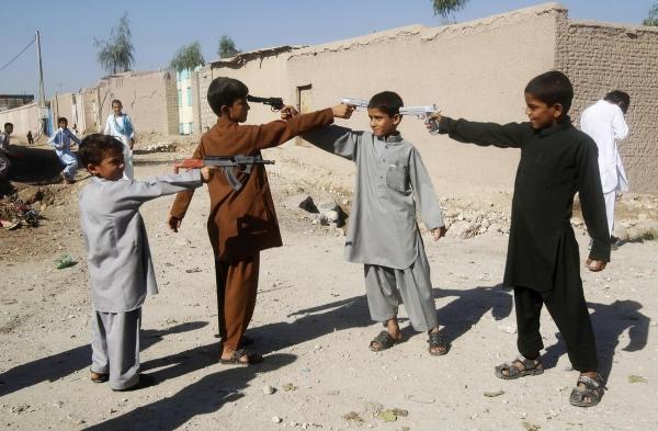 Страх перед детьми джихада