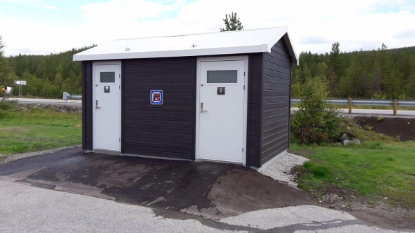 Шведская компания «Danfo» предложила Узбекистану варианты автоматизированных придорожных туалетов (фото)