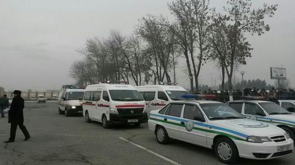 Тела узбекистанцев, отравившихся угарным газом в Рязанской области, доставлены на родину