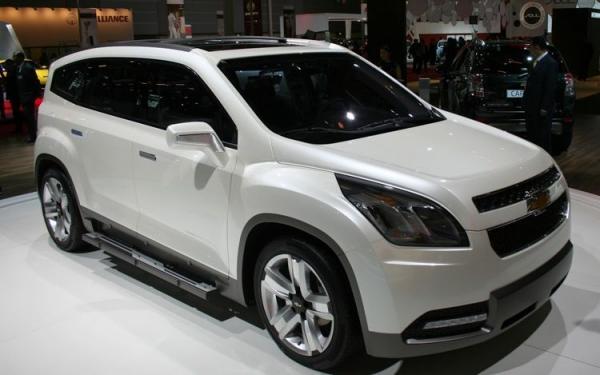 GM Uzbekistan снимает с производства Chevrolet Orlando