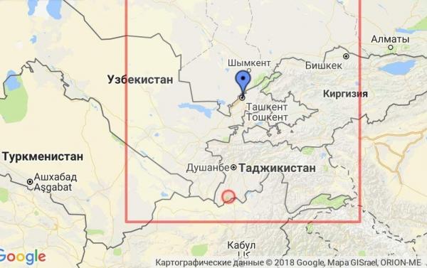 Потрясло: жители Ташкента ощутили подземные толчки