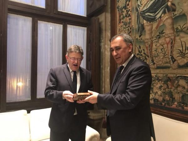 Хоким Самарканда Фуркат Рахимов о сотрудничестве с Испанией в области туризма