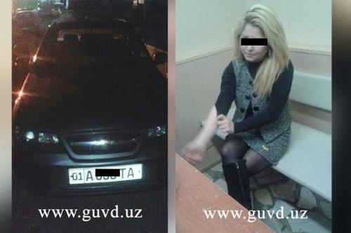 Дамы вперед: на доску позора попали две нетрезвые авто-леди