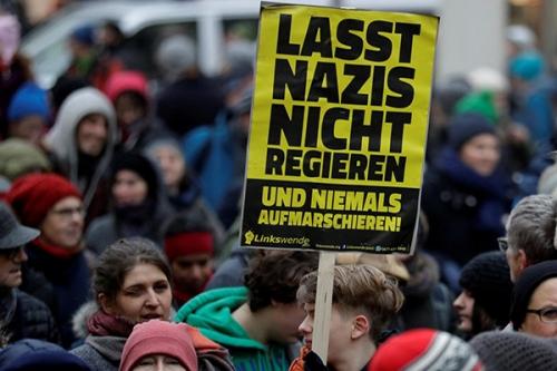 В Австрии распустили студенческое братство, издавшее сборник песен с прославлением нацистов