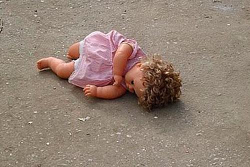 В Ферганской области нашли тело 5-летней девочки