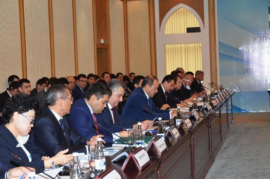 Южная Корея создаст текстильный технопарк в Ташкенте