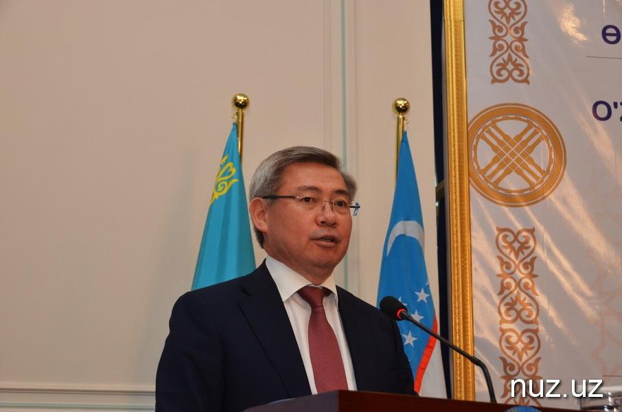 Послание президента Нурсултана Назарбаева казахскому народу обсудили на пресс-конференции в посольстве Казахстана в Ташкенте