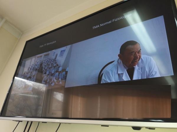 Дистанционное обучение: столичные профессора будут преподавать в вузах Сурхандарьи с помощью видеоконференцсвязи