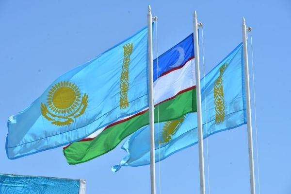 Год Узбекистана в Казахстане начнется 15 марта