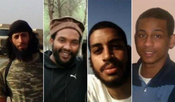 """Министр обороны Британии: """"битлов"""" из ИГИЛ должны судить в Гааге"""