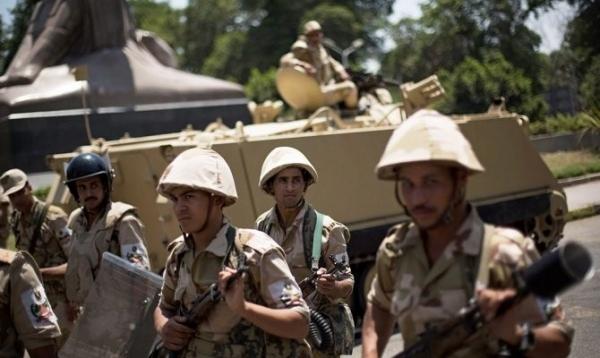 Миср армияси Синайдаги аксилтеррорчилик операцияси давомида 400 гумонланувчини қўлга олди