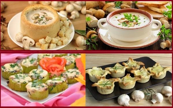 Не сравнить с другой едой сытный наш жульен грибной