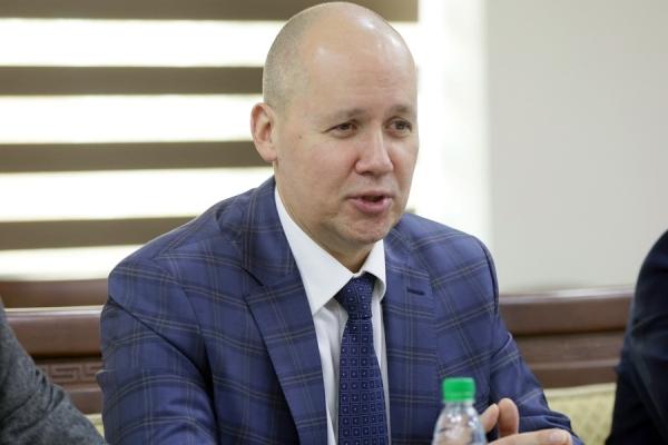 Основатель белорусского Парка высоких технологий Валерий Цепкало прибыл в Ташкент