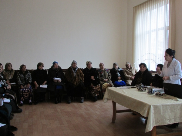 Семейные поликлиники Самарканда повернулись лицом к махаллям