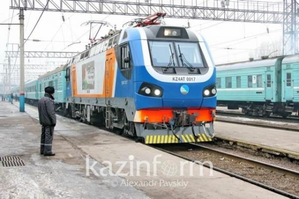 Урумчи – Олмаота йўловчи поезди ҳаракати Тошкентгача узайтирилиши мумкин