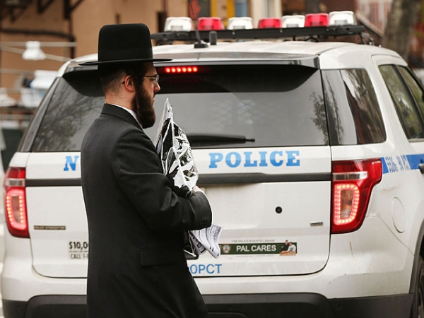 Отчет ADL: резкое усиление антисемитских тенденций в США