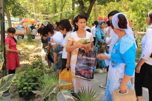 В городе цветов пройдет фестиваль «Namangan Flowers-2018»