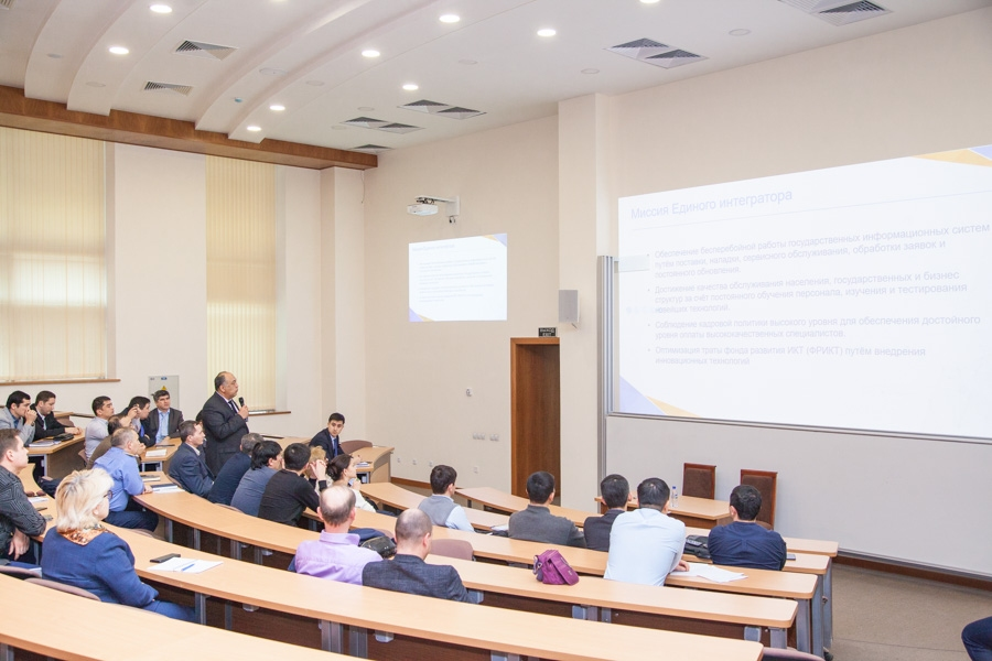Резиденты MUIC и Единый интегратор UZINFOCOM будут вместе работать над государственными IT-проектами
