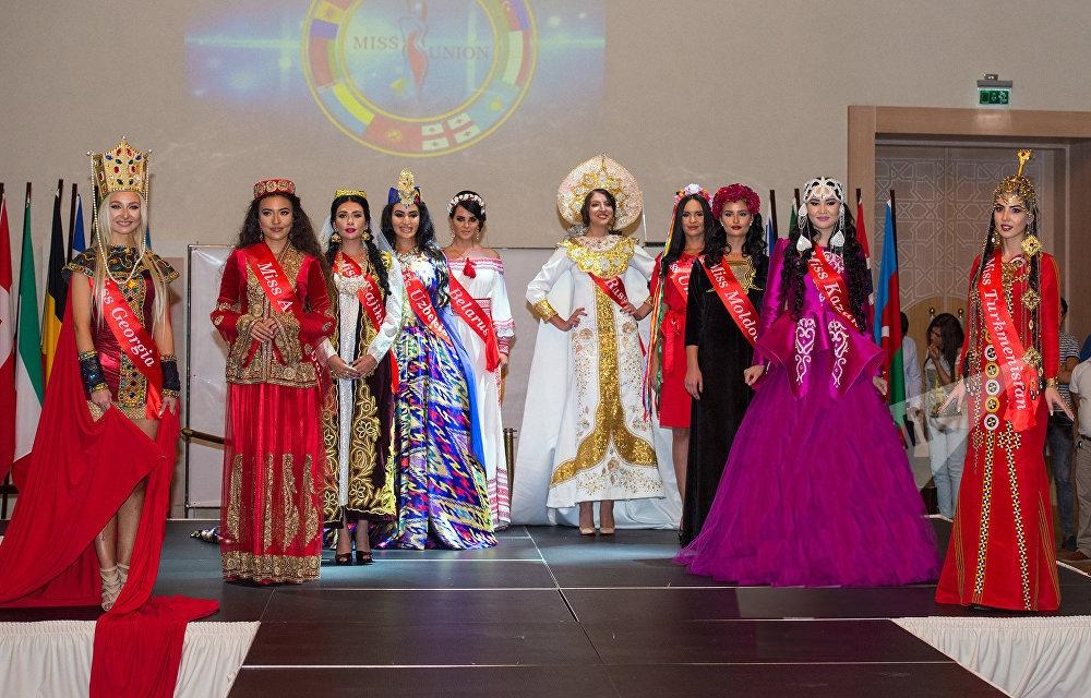 В Ташкенте состоится Международный конкурс  Miss Union Fashion -  2018