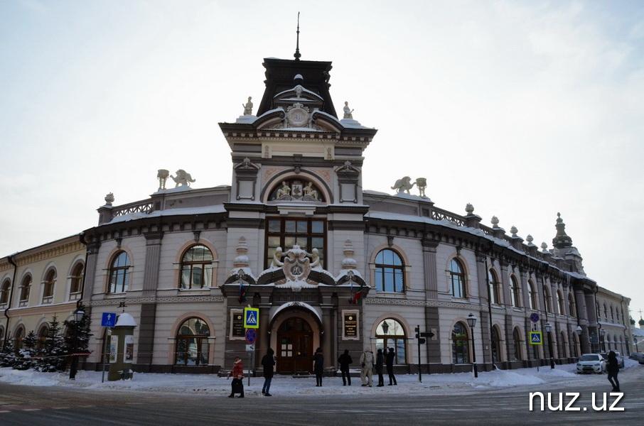Казанский Кремль: от деревянных укреплений до белокаменных стен