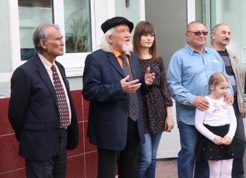«Всемирный день художника» отметили в центре Алексея Назарова
