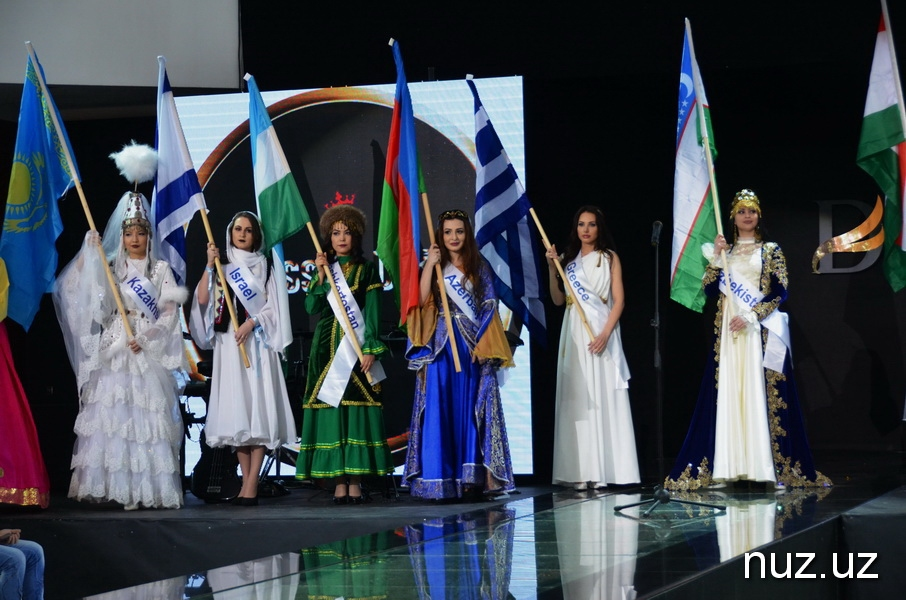 Гран-при MISS UNION FASHION 2018 в Ташкенте завоевала представительница Казахстана (фото)