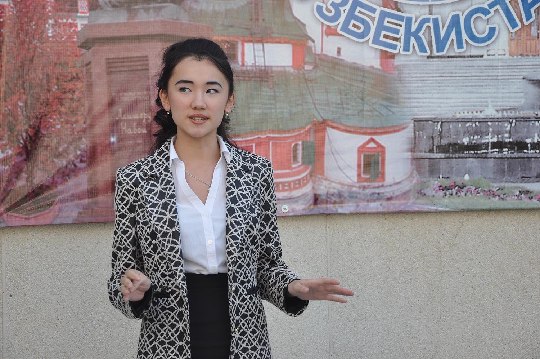 Международный день поэзии в РЦНК в Ташкенте