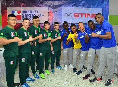 «Тигры» проиграли колумбийским боксерам и готовятся к матчу с Венесуэлой