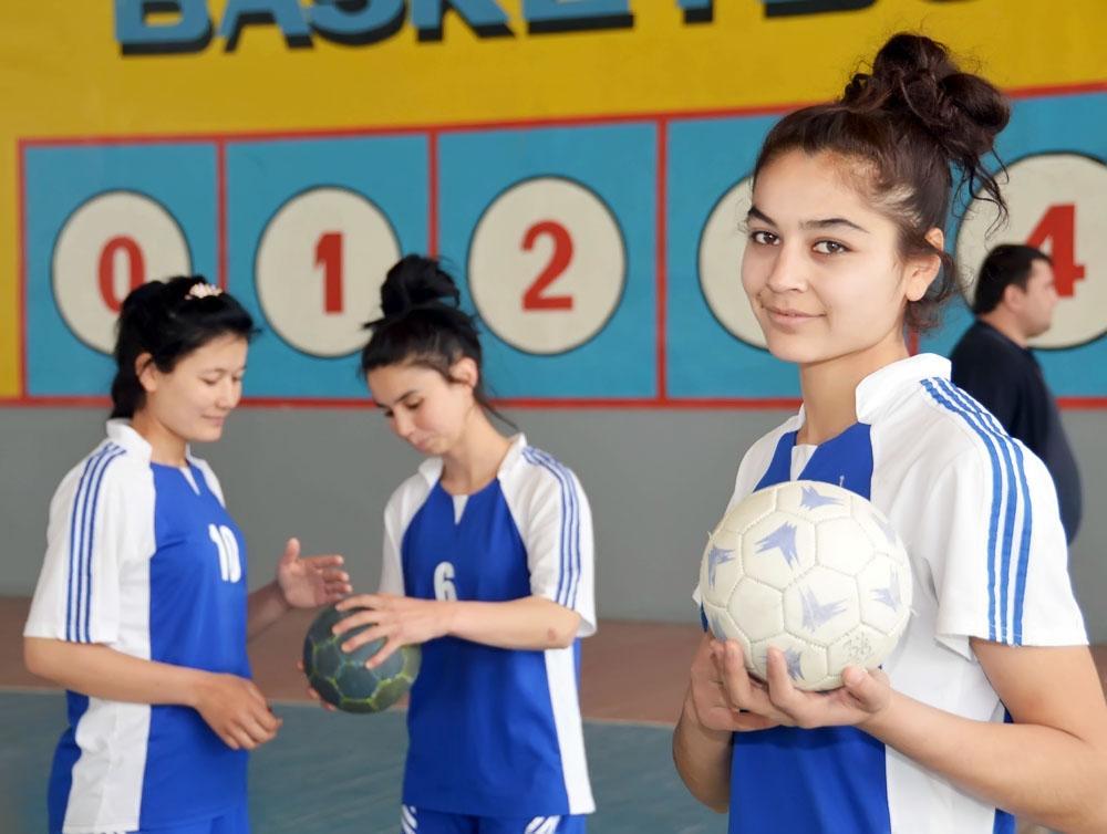 Ассоциация студенческого спорта создана в Узбекистане