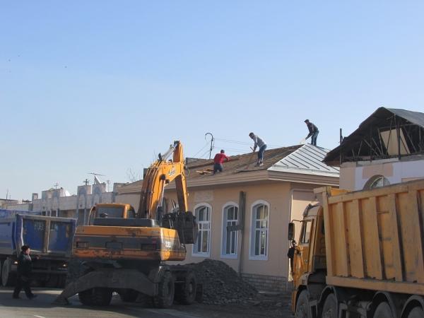 Надо ли въезд в Самарканд «украсить» многоэтажными домами?