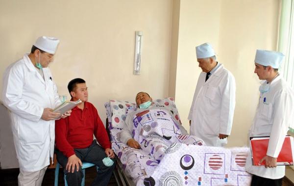 В Узбекистане впервые пересадили почку пациенту, страдающему сахарным диабетом