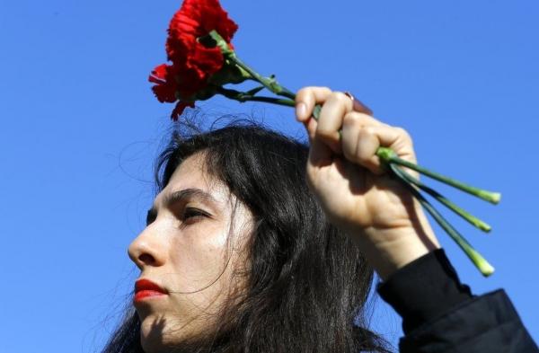 Как в мире отметили Международный женский день