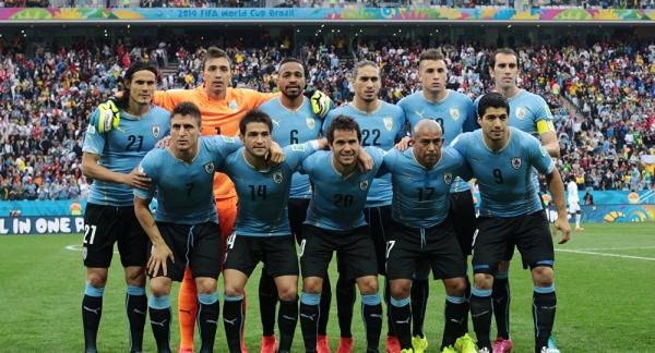Футбольная сборная Узбекистана впервые в истории сыграет с командой Уругвая