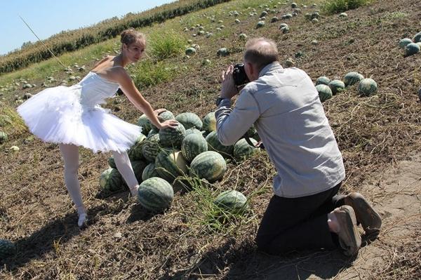 Бельгийский фотограф Владимир Чикин намерен начать в Узбекистане несколько художественных проектов