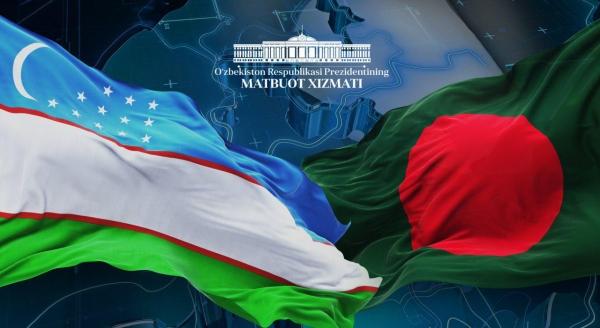Президент Шавкат Мирзиёев Бангладеш Президентига ҳамдардлик билдирди