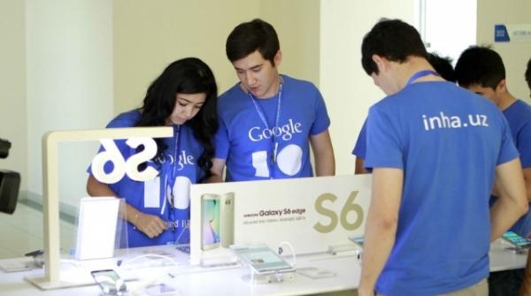 Google Ўзбекистонда стартапларни қўллаб-қувватлаш ниятида
