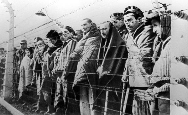 Советские солдаты — первые жертвы холокоста в Освенциме