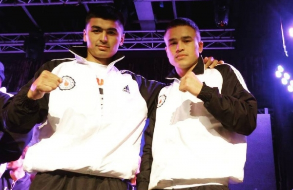 Боксер Азизбек Абдугафуров поборется за чемпионский пояс WBC