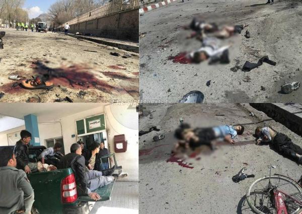 В столице Афганистана во время празднования Навруза произошел теракт
