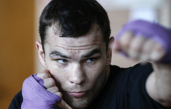 Стал известен соперник Азизбека Абдугафурова в поединке за титул WBC Silver