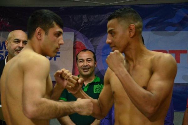 Uzbek Tigers против Colombian Heroicos: определены составы пар