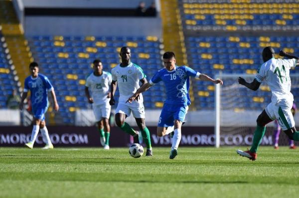 Товарищеский матч сборных Узбекистана и Сенегала закончился со счетом 1:1 (видео)