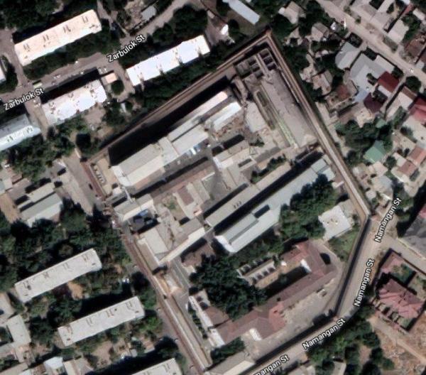 Парк вместо казематов: в Ташкенте снесут старейшую тюрьму